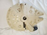 Vintage Kenner Star Wars Millennium Falcon Lot of Parts - For Parts