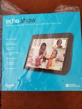 "Amazon Echo Show (2ndGen)10"" HD Screen With Alexa - Brand New & Sealed! Charcoal"