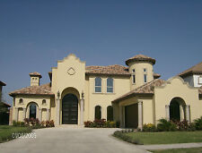 home plans * 4/3.5/2_ 3,564 ft * Two Story * Full Set_Ihp_044