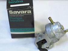 FIAT 1100 103 - 1100 D - 1200  POMPA CARBURANTE SAVARA