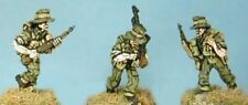 SHQ BD30 1/76 Diecast WWII Australian Bren Team in Bush Hat