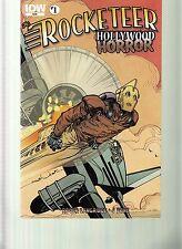 ROCKETEER: HOLLYWOOD HORROR #1-2 - WALTER SIMONSON COVER - 2013
