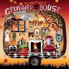CROWDED HOUSE THE VERY VERY BEST CD NEW