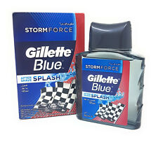 Gillette Blue STORMFORCE After Shave Splash 100 ml