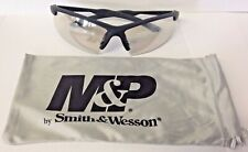Smith & Wesson Sw104-90-Id Eyewear Safety Shooting Glasses