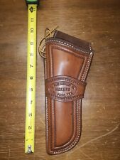 EL PASO SADDLERY REVOLVER HOLSTER--NEW OLD STOCK!!