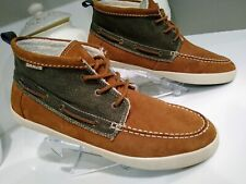 Gravis Brown Men's Shoes Size 13 Insulated Slip Resistant Lace-Up Leather Upper