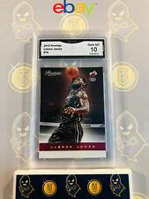 2012 Prestige Lebron James #79 - 10 GEM MT GMA Graded Basketball Card