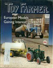1995 Toy Farmer Magazine: July - European Models Gaining Interest