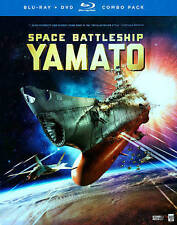 Space Battleship Yamato (Blu-ray Disc, 2014, 2-Disc Set) New