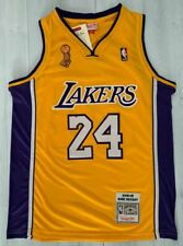 Kobe Bryant Jersey Lakers Finals Champion Championship 2008-09 - New With Tags