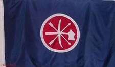 CHOCTAW BRAVES FLAG - NEW 3X5 POLYESTER HISTORICAL CSA