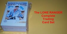 The LONE RANGER Complete Trading Card Set