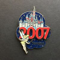 DLR - 2007 Sleeping Beauty Castle Collection - Tinker Bell Disney Pin 51641