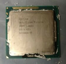 Intel Core i7-3770 3.4GHz Quad-Core Processor CPU Working Pull