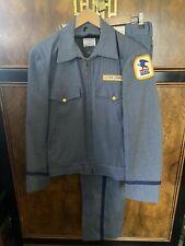 Vintage Postal Service Letter Carrier Eisenhower Jacket & NOS Pants 50s Small