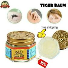 60g Original TIGER Red White Balm Thai Ointment Relief Ache Pain Muscle Joint