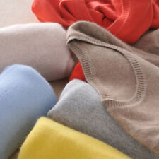 Media De Punto Para Mujer Ajustada Cuello de tortuga Lana de Cachemira Suéter Suave Suéter de puente