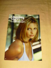 CP CARTE POSTALE Buffy the vampire slayer Sarah Michelle Gellar C966
