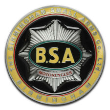 BSA Motorcycles Classic Collectors 25mm / 1 Inch D Pin Button Badge