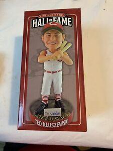 Ted Kluszewski Cincinnati Reds 2019 Hall of Fame September Bobblehead B