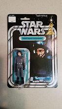 Star Wars Vintage Death Squad Commander 12-Back C Kenner carded action figure