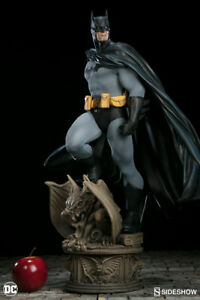 Batman Sideshow Exclusive 1/4 Statue Premium Format Original PF Factory Seal DC