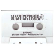 NONAMED cinta sólo para Amstrad CPC/Zx Spectrum de Mastertronic