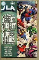 GN/TPB JLA The Secret Society Of Super-Heroes Book Two #2 nm+ 9.6 2000