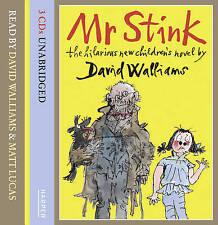 Mr Stink by David Walliams (CD-Audio, 2010)