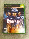 Lot 2 Jeux Pour XBOX - Rainbow Six 3 + Rainbow Six 3 Black Arrow - Complet FR