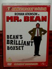 Mr Bean Series 1 - Volumes 1-4 5050582802528 With Rowan Atkinson Region 2