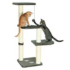 Trixie Cat Altea Scratching Post Tree with Padded Seat Platforms & Toy - 117 cm