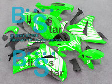 Green Glossy INJECTION Fairing Fit HONDA CBR1000RR 2009 2010 2008-2011 25 A6
