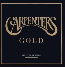 CARPENTERS - GOLD-GREATEST HITS CD NEU & OVP