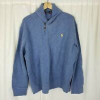 GOODLIFE Navy Blue Double Layer Knit Cotton Blend Henley Shirt **NEW MSRP $125