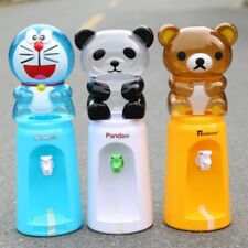 Kids Water Dispenser Cartoon Mini Size Attractive to Kid Drinking More Water