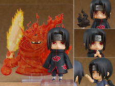 Japan Anime Nendoroid Naruto Shippuden Itachi Uchiha Action Figure 10cm NoBox