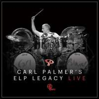 NEW Carl Palmer's Elp Legacy - Live - DVD Mixed product