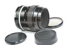 LENS NIKON  Micro-NIKKOR 55mm f3.5 non- Ai  for full frame SLR