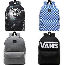 Vans Unisex Old Skool III Adjustable Strap School College Travel Backpack Bag