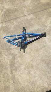 Gary Fisher Sugar 3+ Genesis Mountain Bike Frame Fox Rear Shock Sybil