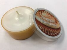 Kringle Candle Company Pumpkin Frosting Daylight 1.25 oz Wax Candle