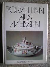 Porzellan aus Meissen Sammlerbuch Meißner Porzellan Kändler Figuren modellieren