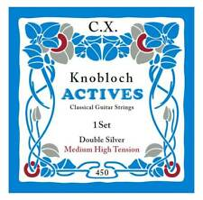 KNOBLOCH STRINGS Double Silver Carbon C.X. 300KAC - Medium Tension