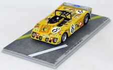 LOLA T280 FORD #8 LM 1972 RETIRED 18th HOUR ACCIDENT N°BZ066 1/43 BIZARRE