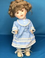 10� Antique Repro All Bisque Character Doll