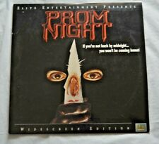 Prom Night Widescreen Laserdisc Horror Movie - FREE SHIPPING!!!