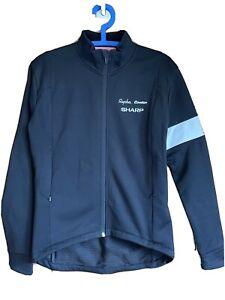 Rapha Condor Sharp Winter Jersey, Medium, Black, Used