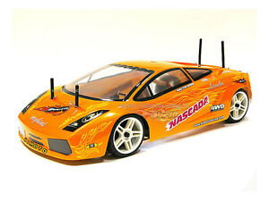Car Road Electric RC540 Remote-Controlled Nascada On Road 1-10 Rtr 4WD HIMOTO